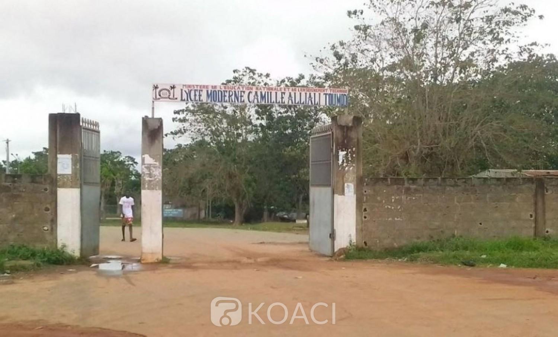 Côte d'Ivoire : « Désobéissance Civile », quatre individus non-identifiés font fermer l'école à Toumodi