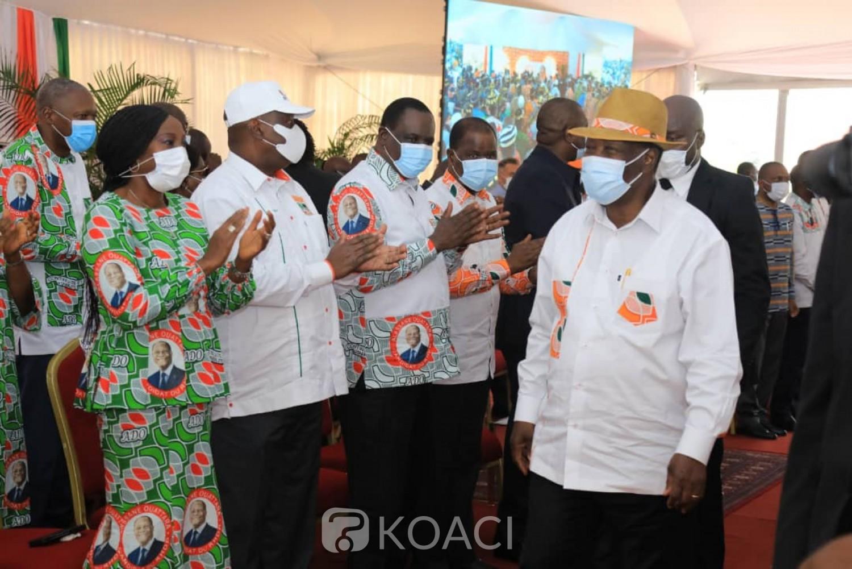 Côte d'Ivoire :    A moins de 3 semaines de la présidence, depuis Bouaké, Ouattara répond à l'opposition qu'il n'y aura pas de dialogue et les élections auront lieu le 31 octobre