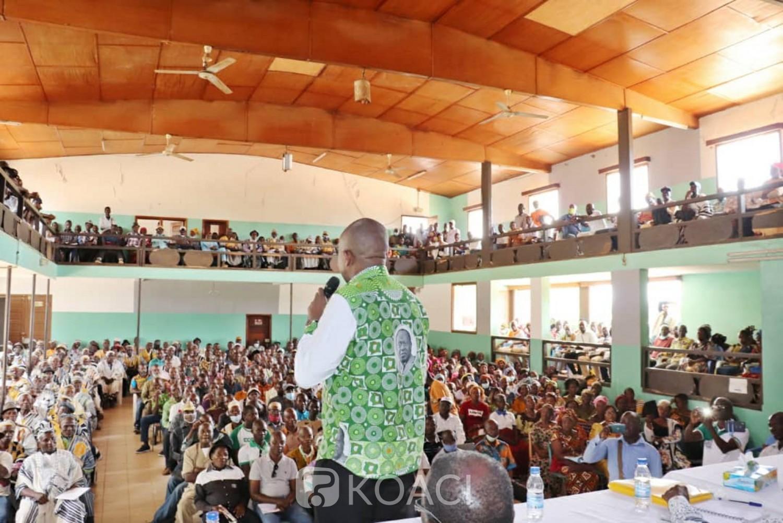Côte d'Ivoire : Depuis Man, l'opposition politique formelle « Il n'y aura pas d'élection le 31 octobre 2020 »