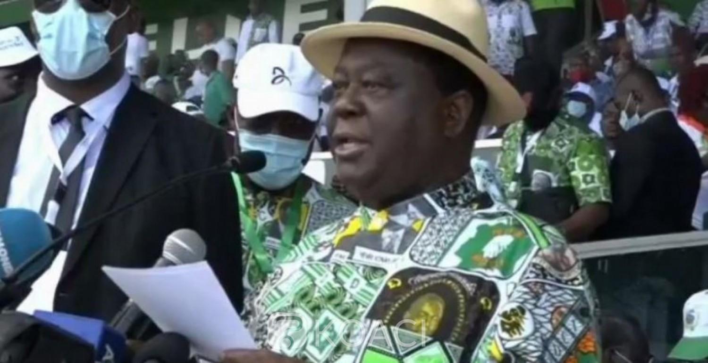 Côte d'Ivoire : Élection 2020, après son appel du Félicia, Bédié interpelle pour l'ultime fois le secrétaire général de l'ONU António Gueterres via une lettre