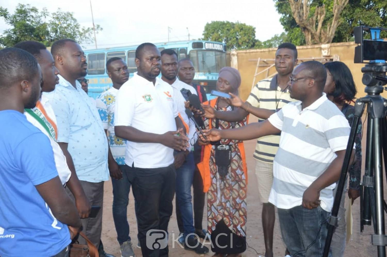 Côte d'Ivoire : Bouaké, autour d'un panel, la jeunesse du FPI et RHDP invitée par Ouattara à être des ambassadeurs de paix