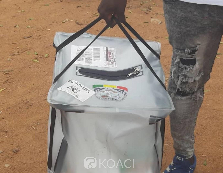 Côte d'Ivoire-Guinée : Cacophonie entre pouvoir et opposition, le bureau de vote à Bouaké fermé