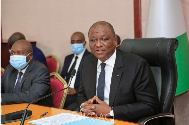Côte d'Ivoire : Hamed Bakayoko prône l'apaisement : « Quel que soit le niveau de contradiction, nous ne devons jamais cesser de dialoguer »
