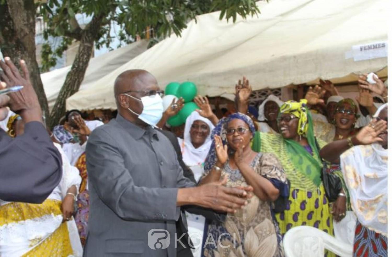 Côte d'Ivoire : Présidentielle 2020, Kafana : « Ouattara a décidé de se présenter à la présidentielle par amour pour son pays »