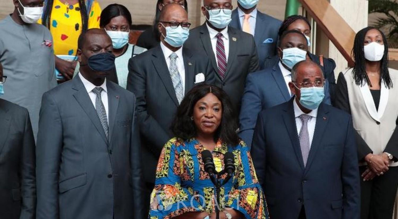 Côte d'Ivoire : Depuis Abidjan, la CEDEAO appelle Bedié et Affi à reconsidérer leur mot d'ordre de boycott du processus électoral et de désobéissance civile