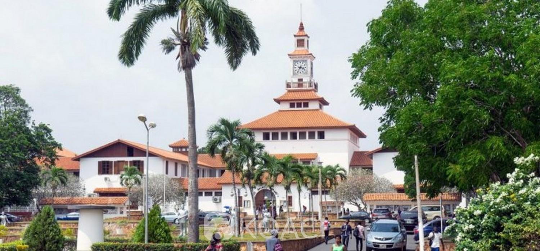 Ghana :  Rentrée universitaire en janvier 2021