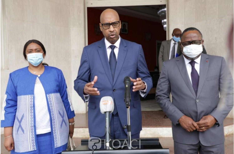 Côte d'Ivoire : Présidentielle 2020, ce que vient faire la mission l'Organisation internationale de la francophonie (OIF)