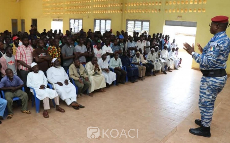 Côte d'Ivoire : Après les heurts de Bongouanou qui ont fait trois morts, le General Apalo promet : « Certaines personnes seront arrêtées »