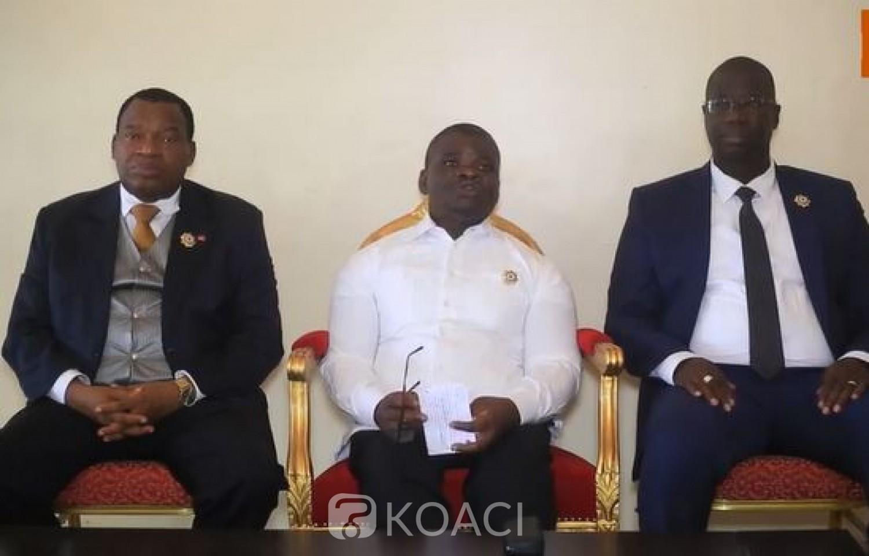 Côte d'Ivoire : Élection 2020, sorti de prison, Kanigui apporte son soutien à Ouattara et fustige l'attitude de Guillaume Soro