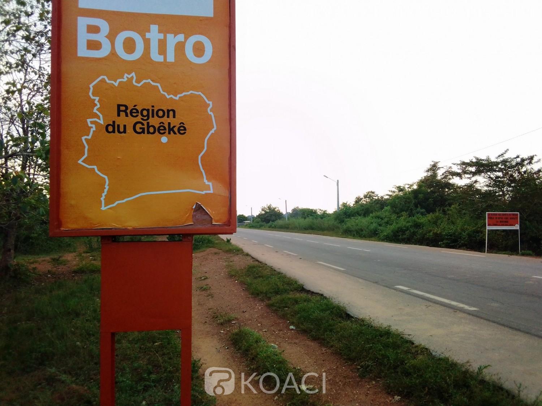 Côte d'Ivoire : À l'instar de Botro, le Gbêkê désobéit à la désobéissance civile