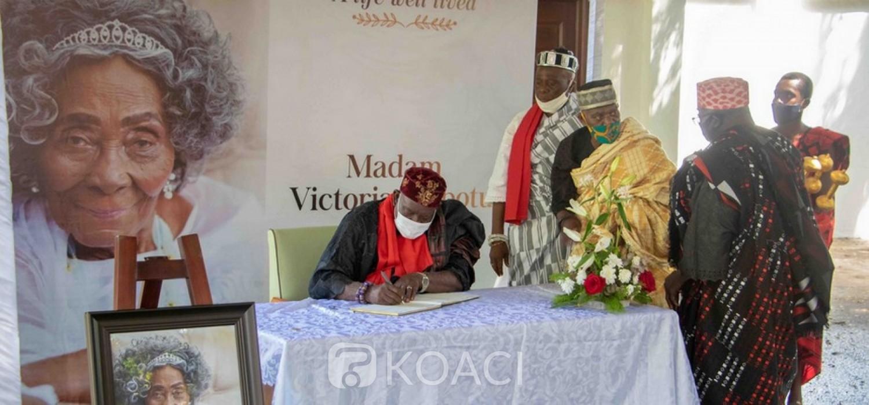 Ghana :  Dernier retour de la mère de Rawlings le 24 octobre à Dzelukope