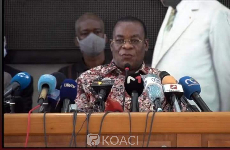 Côte d'Ivoire : Présidentielle 2020, pour Affi, «après le 31 octobre, s'il n'y pas d'élection, les Ivoiriens doivent se donner un gouvernement de transition »