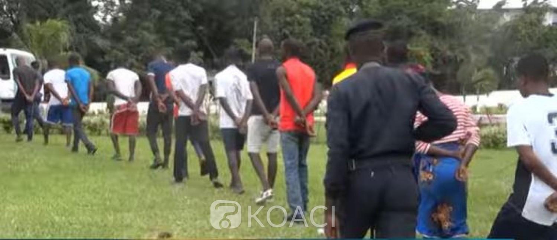 Côte d'Ivoire : « Entraves à la circulation »  et « troubles à l'ordre public » , une dizaine de personnes interpellées par la Gendarmerie à Bonoua et Sikensi