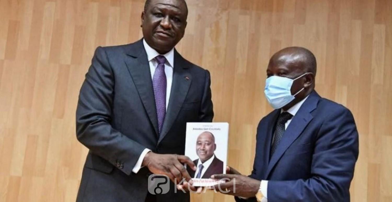 Côte d'Ivoire : Un livre « AGC, Itinéraire d'un homme d'Etat » pour immortaliser Amadou Gon Coulibaly