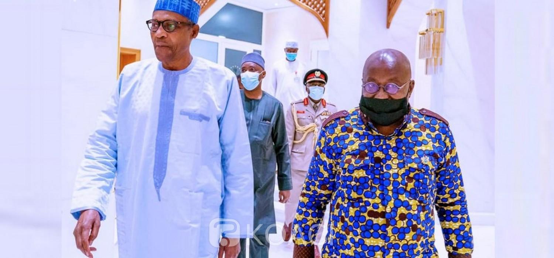 Cedeao :  Après les pressions, Akufo-Addo brise le silence sur les violences au Nigeria et appelle au dialogue