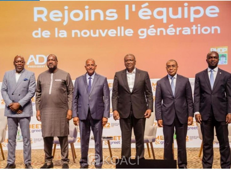 Côte d'Ivoire : Hamed Bakayoko aux jeunes : « Voici les bases du succès en entrepreneuriat »