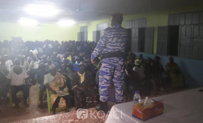 Côte d'Ivoire : Depuis Dabou, le General Apalo revèle : « Une milice veut faire de Dabou sa base  arrière en vue des futures attaques contre les autorités d'Abidjan »