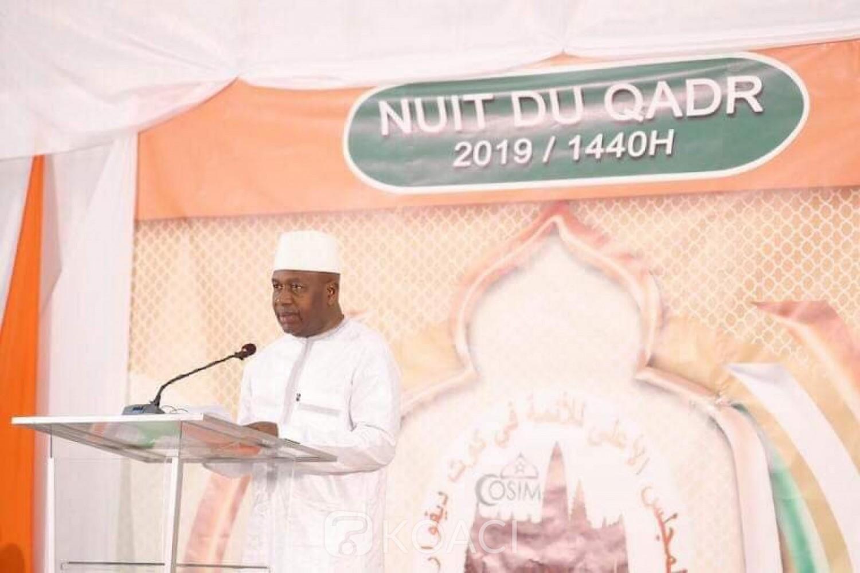 Côte d'Ivoire : Décès du ministre Sidiki Diakité, le RHDP suspend toutes les activités liées à la campagne électorale