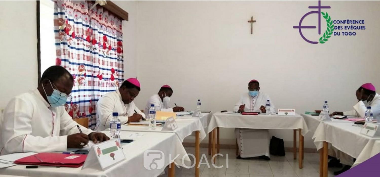 Togo :  Aspiration et clés des Evêques pour un Togo nouveau, appel à rouvrir les églises