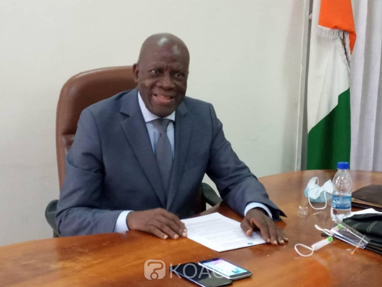 Côte d'Ivoire :      Crise pré-électorale, le ministre Anikpo Daniel propose l'instauration d'une «pause électorale » et ne souhaite pas de «Dabou bis ailleurs »