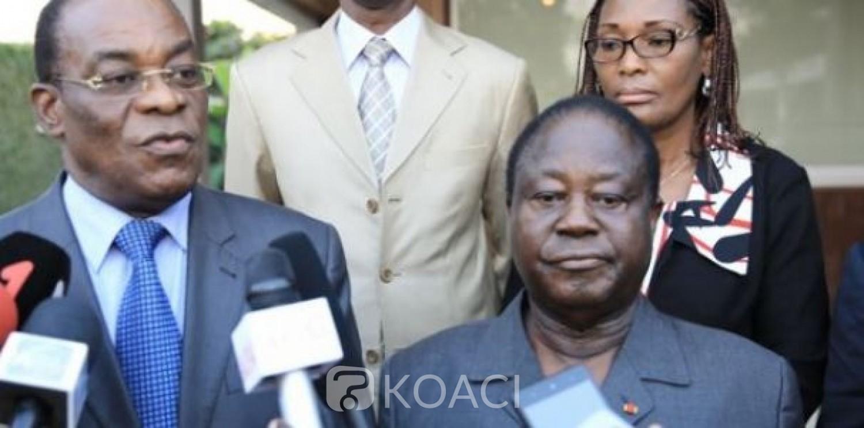 Côte d'Ivoire : Après Soro, Affi la nouvelle marionnette de Bédié ?