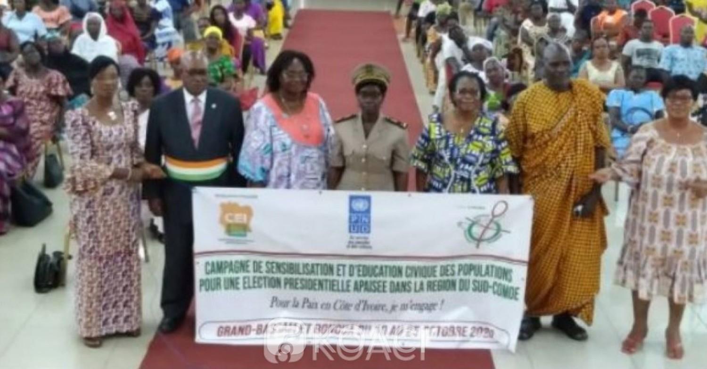 Côte d'Ivoire : Sud Comoé, Femmes et Jeunes prennent des engagements pour la paix dans leur région