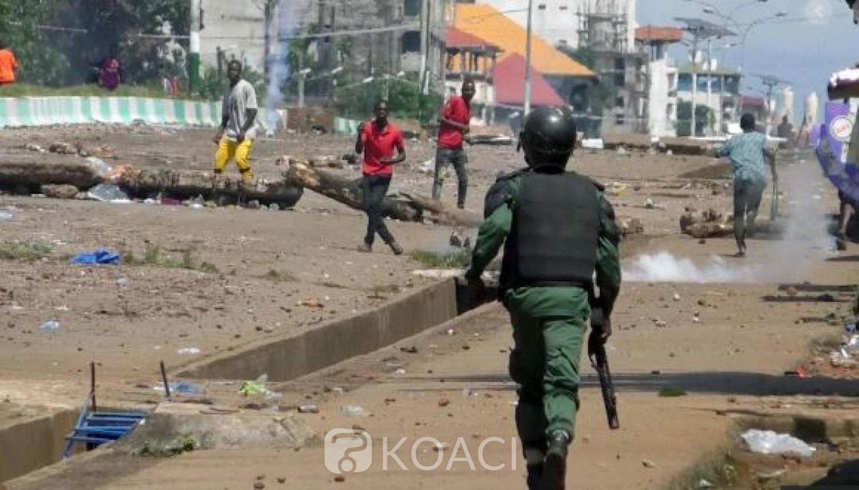 Guinée : Tension meurtrière après le «coup K.O» d'Alpha Condé, une mission diplomatique dépêchée