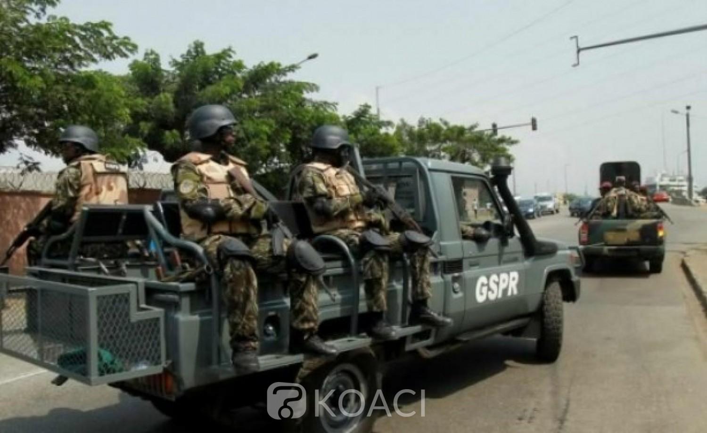 Côte d'Ivoire : Plus de peur que de mal pour LIDER, le GSPR était à la Riviera Golf en mission de sécurisation pour une visite présidentielle