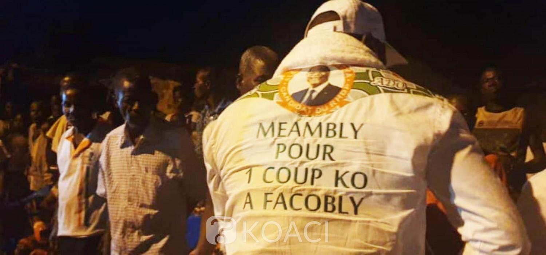 Côte d'Ivoire : De village en village, Méambly rassemble le meilleur pour la tranquillité de Ouattara
