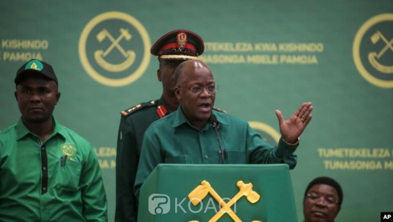 Tanzanie : Les tanzaniens aux urnes ce mercredi, le Président «Bulldozer» face à 14 candidats