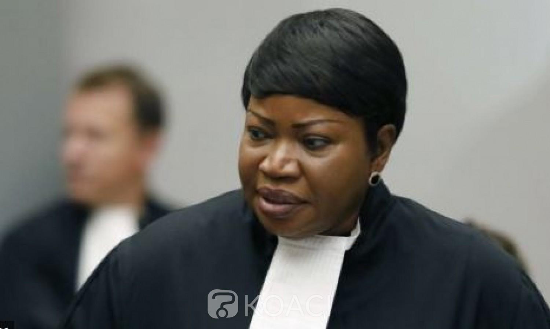 Côte d'Ivoire : Violences post-électorale, Fatou Bensouda prévient : « Ces actes pourraient constituer des crimes relevant de la compétence de la CPI »