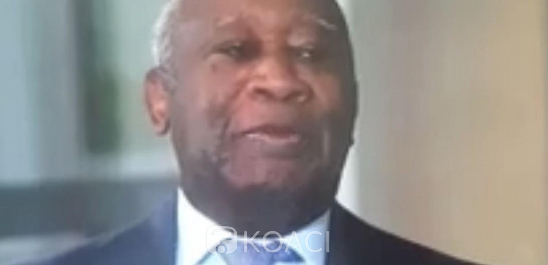 Côte d'Ivoire : A deux jours du vote présidentiel, Gbagbo « comprend et partage » la colère de ceux qui sont contre la candidature de Ouattara