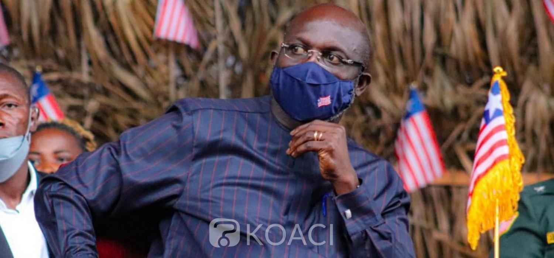 Liberia :  Présidence, Weah rejette les suspicions d'un 3e mandat et promet ne pas violer la Constitution