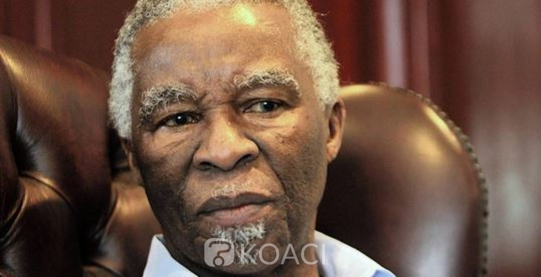 Côte d'Ivoire : Manoeuvre pour une transition, Thabo Mbeki serieusement recadré par l'UA