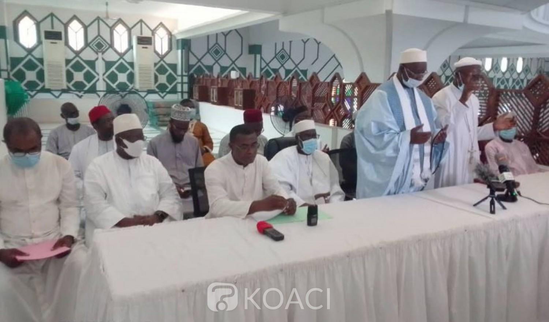 Côte d'Ivoire : A la veille de la présidentielle, les religieux chrétiens et musulmans appellent la jeunesse à proscrire la violence