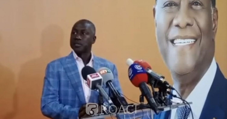 Côte d'Ivoire : Le RDHP impute à l'opposition la responsabilité des morts du jour
