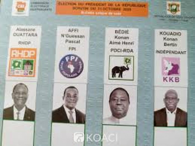 Cameroun-Côte d'Ivoire : Présidentielle ivoirienne, à Yaoundé une journée de vote dans le calme et la transparence