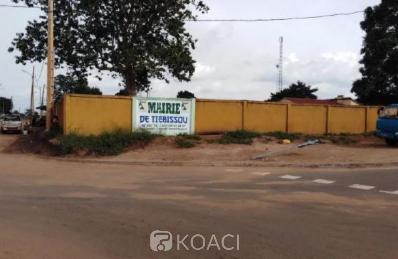 Côte d'Ivoire : Tiébissou, peur à Baoulékro après une altercation entre militants RHDP et Opposition, un mort