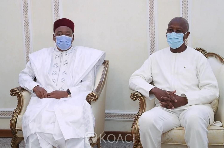 Burkina Faso : Les présidents nigérien et Bissau Guinéen à Ouagadougou pour les obsèques du père du chef de l'état