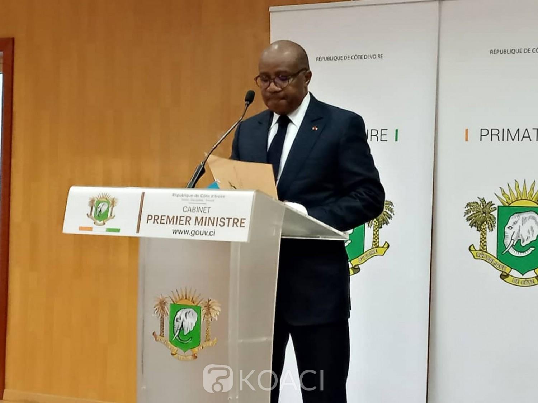 Côte d'Ivoire :    Le gouvernement annonce des poursuites contre les créateurs du Conseil national de transition
