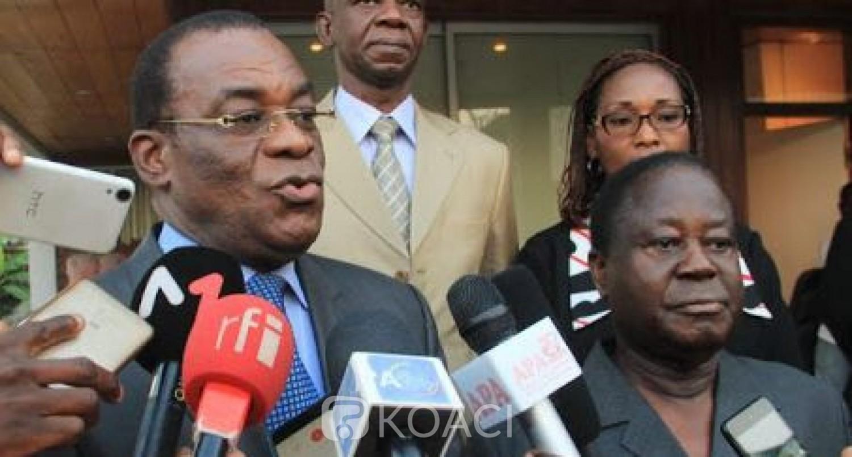 Côte d'Ivoire : Poursuites annoncées, Bédié et Affi menacés par la loi portant statut d'ancien chef d'Etat et membre du gouvernement