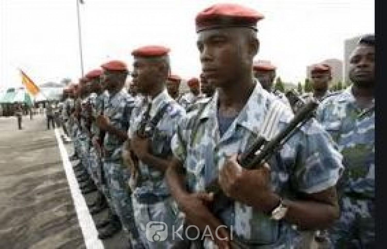 Côte d'Ivoire : Après avoir perçu la prime alimentaire, une dizaine d'éléments des forces de l'ordre  ont refusé de sécuriser les élections