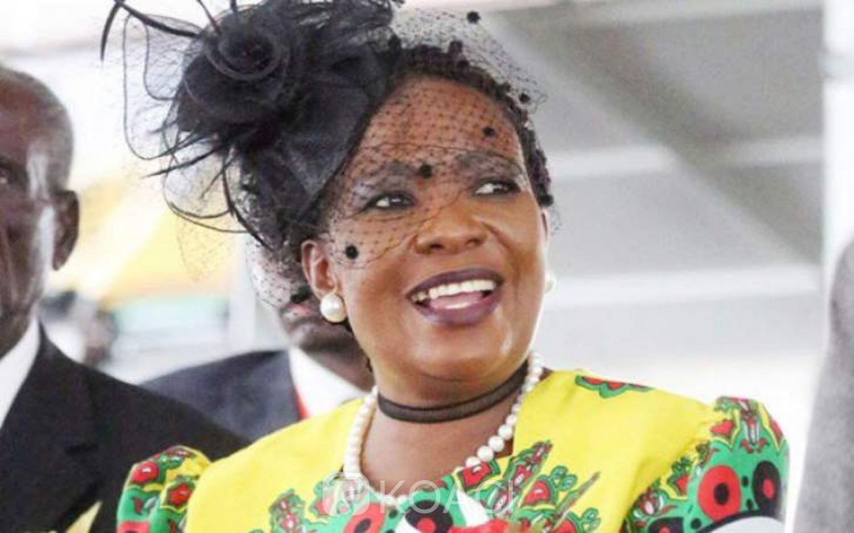 Zimbabwe : La Première dame dément son implication dans une affaire de trafic d'or