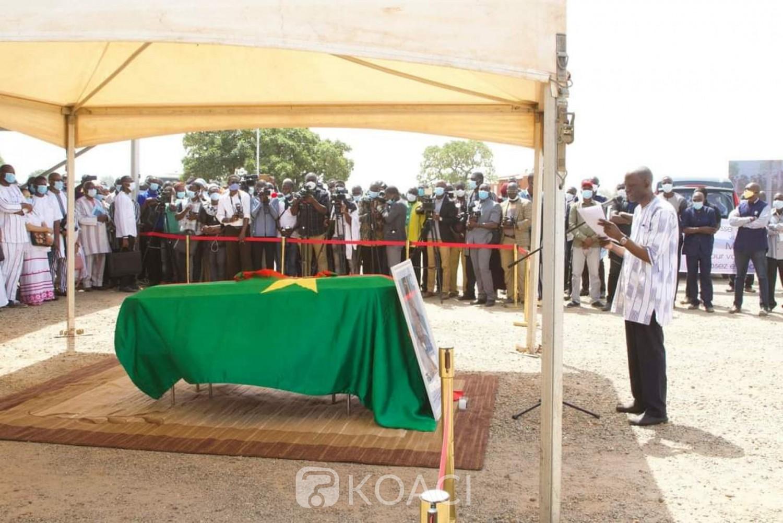 Burkina Faso : Le père du président Kaboré inhumé dans son village natal