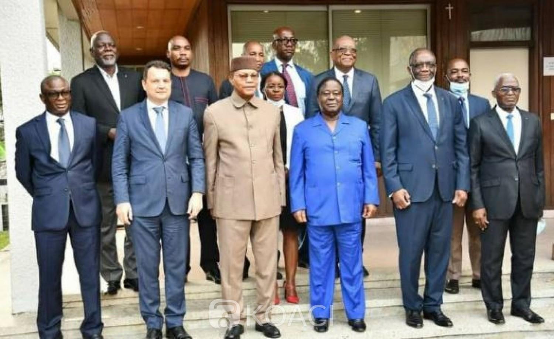 Côte d'Ivoire : Conseil national de transition, l'ONU, la CEDEAO et l'UA demandent à l'opposition de respecter l'ordre constitutionnel et de revenir sur sa décision