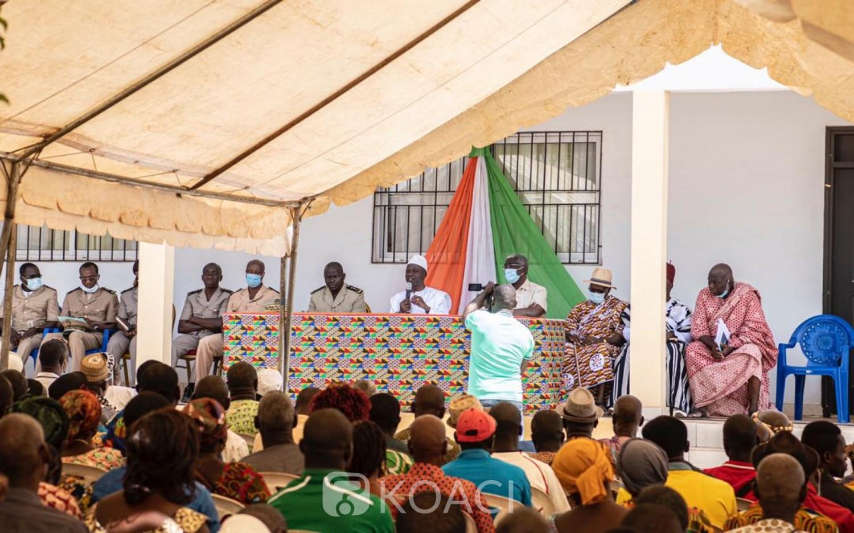 Côte d'Ivoire : Bouaké, pour prévenir les conflits intercommunautaires,  Amadou Koné encourage la mise en place d'un comité de sensibilisation
