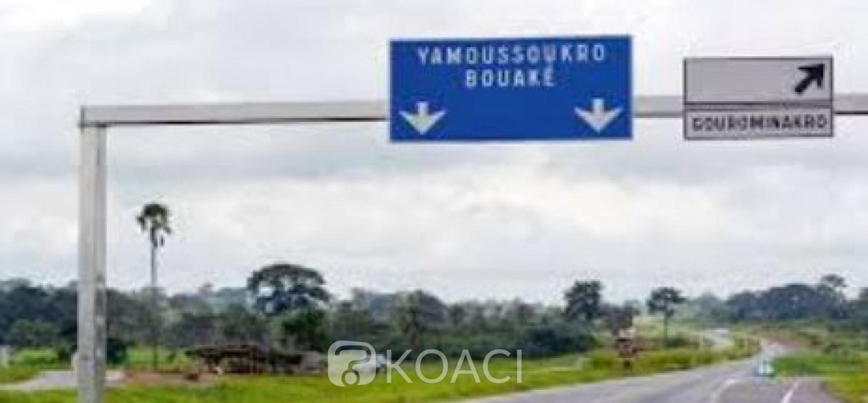 Côte d'Ivoire : Reprise de la circulation sur l'axe Yamoussoukro-Bouaké, le trafic toujours bloqué entre Abidjan et Abengourou