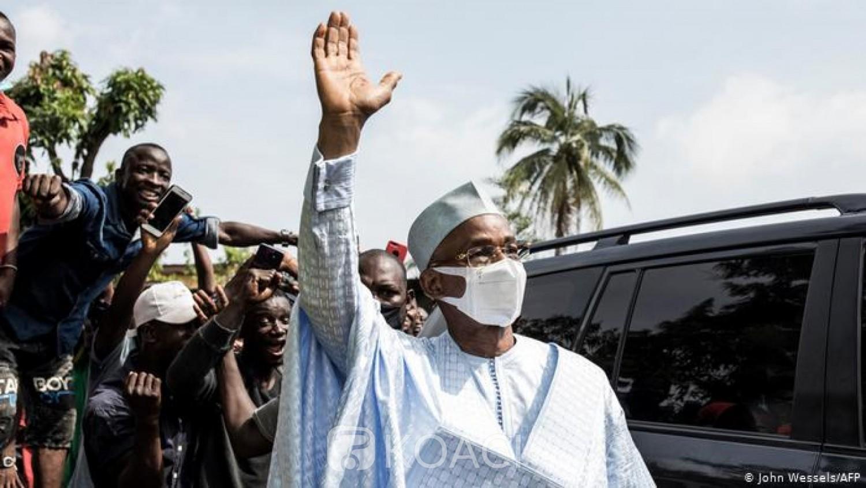 Guinée : Réélection d'Alpha Condé, Conakry paralysée après l'appel à manifester de l'opposition