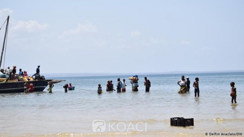 Mozambique : Fuyant les jihadistes,une quarantaine de déplacés périssent dans un naufrage