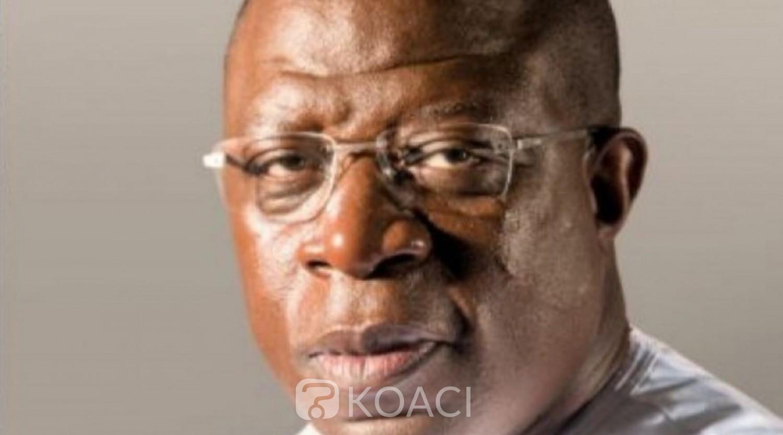 Côte d'Ivoire : Incendie de son cortège à Yamoussoukro, le Conseiller du président Georges Weah s'explique